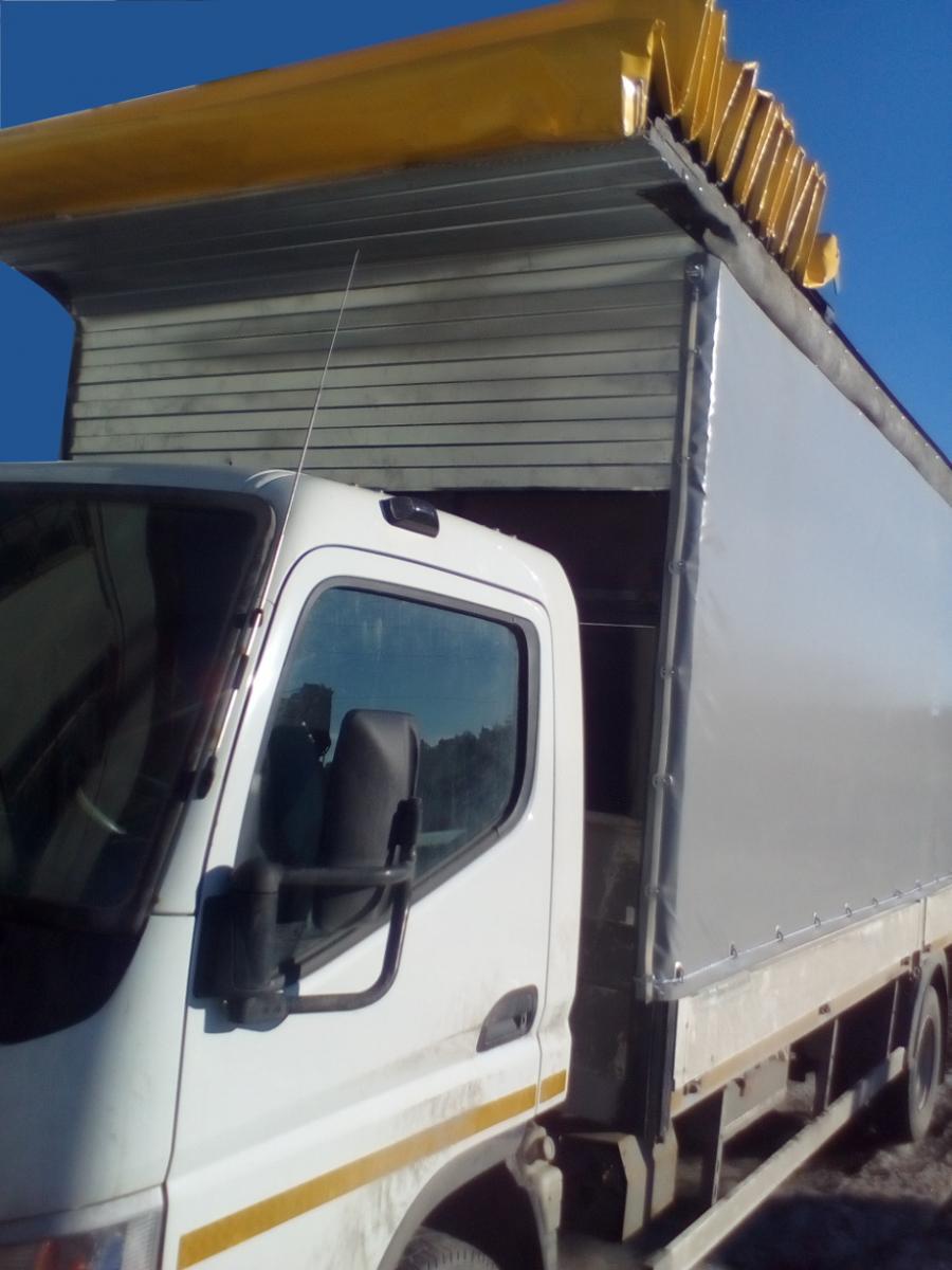 Сход на грузовик своими руками